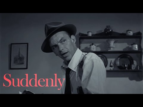 Suddenly (1954) - film noir w/ Frank Sinatra, Sterling Hayden, Nancy Gates, Paul Frees #BnoirDetour