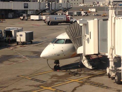 [AIR CANADA NIGHTMARE!!!!] Air Canada Express CRJ-200 Flight YUL-BOS