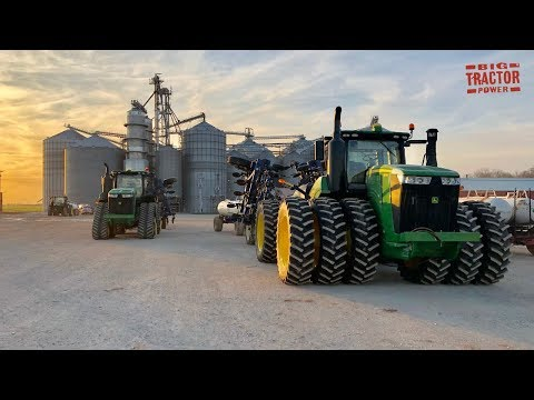 2019 Spring Fleet Roll Out: Four 620 Hp John Deere 4wds On The Road