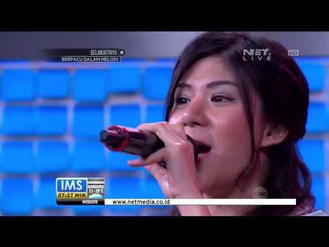 Penampilan Wina Natalia menyanyikan lagu Ternyata Kamu - IMS