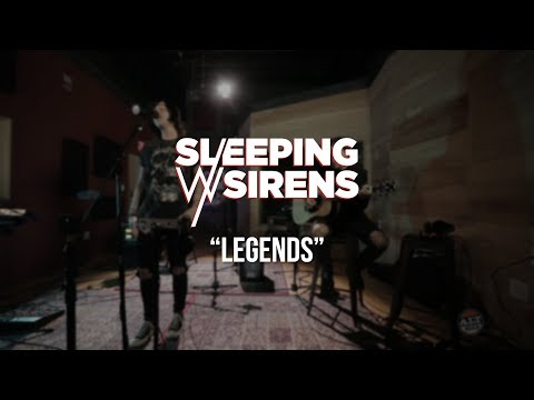 Sleeping With Sirens - Legends | ALT104.9 Gaslight Sessions