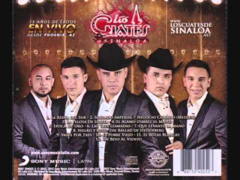 Los Cuates De Sinaloa-Que Levante La Mano