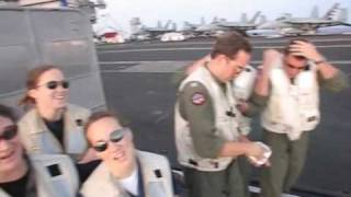 Women of USS RONALD REAGAN (CVN 76)