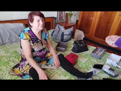 Марина пересортировала  мамино золото
