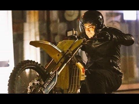 Ajith 57 Bike Stunt Scene Leaked