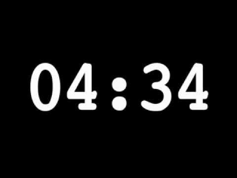 8 minutes timer - YouTube