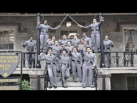 16 Black West Point Cadets Receive Backlash For Raised Fist Photo