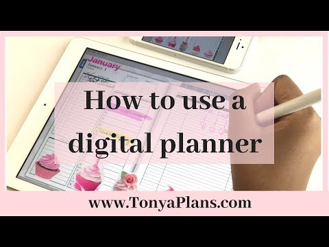 How To Use Digital Planner | Franklin Planner Daily and Weekly Digital Planning with Goodnotes
