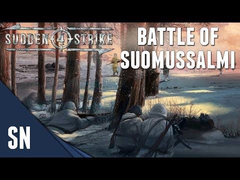 BATTLE OF SUOMUSSALMI!