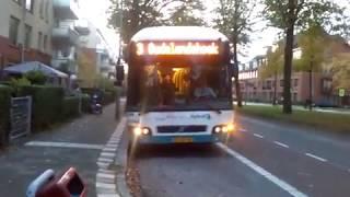 Hybird Lijn 3 vertrekt als Bus 5404 van De Geneneststraat!