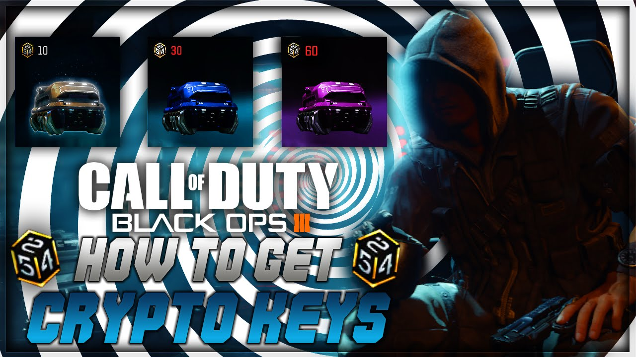 HOW TO GET CRYPTO KEYS FAST - Call of Duty Black Ops 3 /W ...