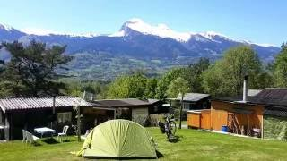 Campingplatz in Lichtenstein
