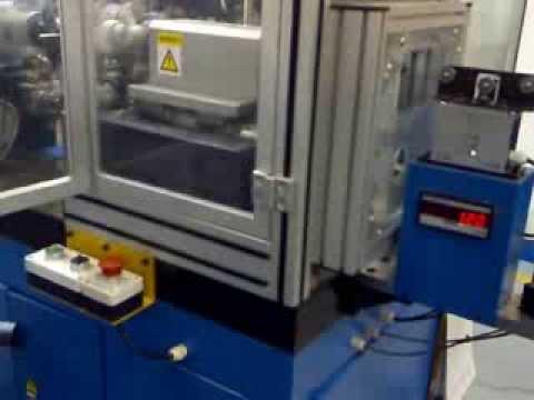 ND-LAW-5B4B-S2 Armature winding machine-Ningbo Nide Mechanical Equipment Co.,Ltd.
