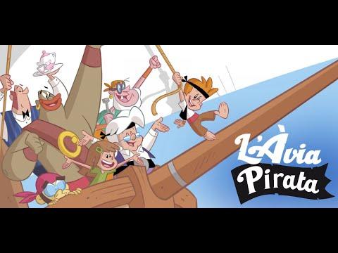 LÀvia Pirata: Llibre per a nens de 10 anys: Diversió i aventures ...