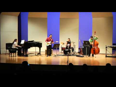 Devil May Care - Diana Krall cover by Joan Quinto Quartet