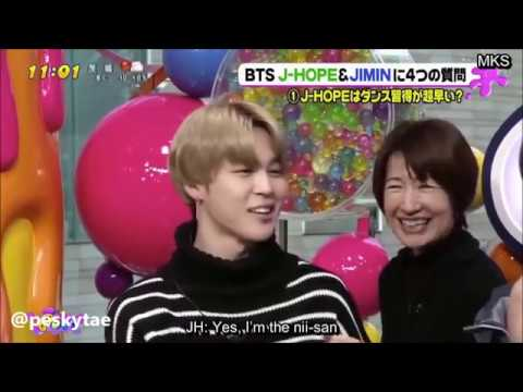 10 Minutes Of Jimin Speaking Japanese
