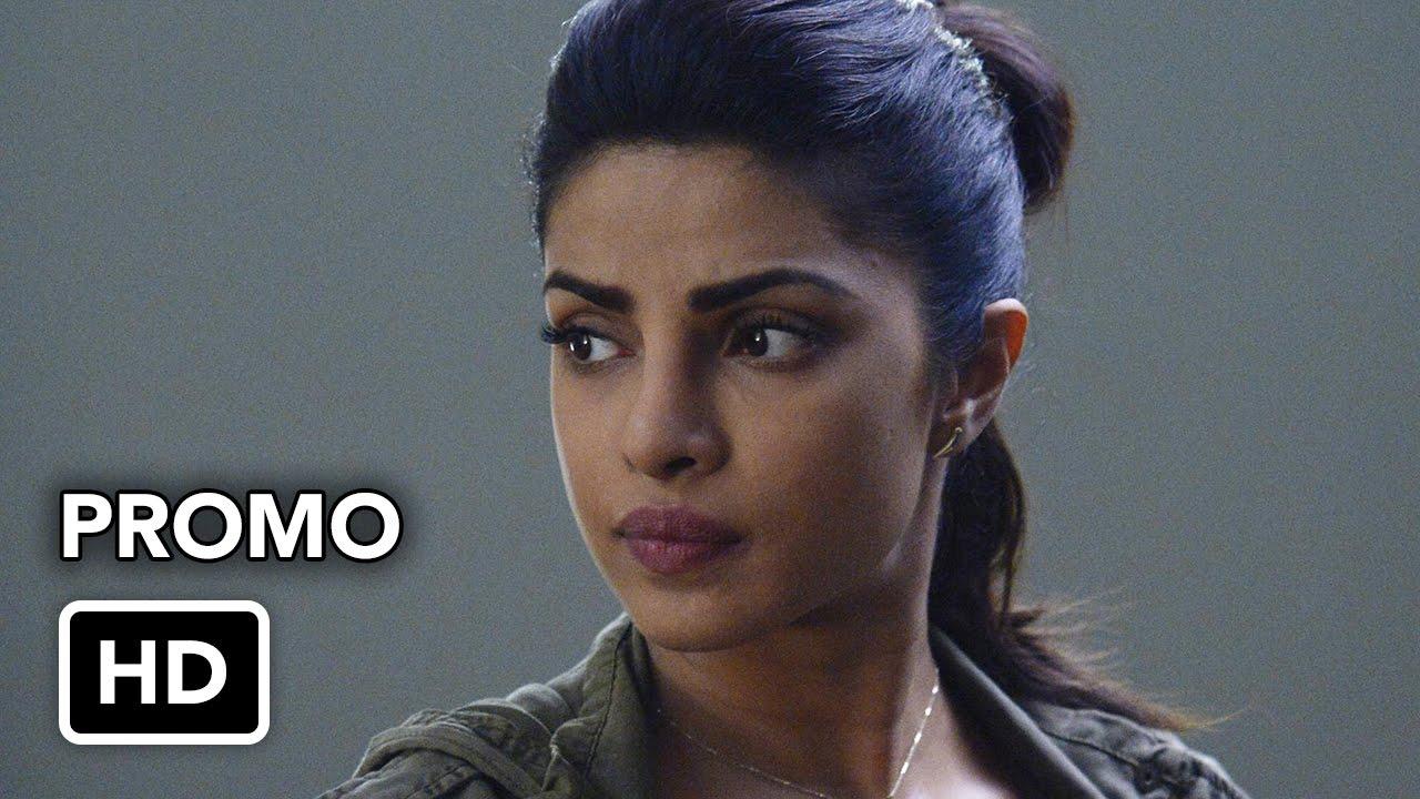 """Download Quantico 1x07 Season 1 Episode 7 """"Go"""" Promo (HD)"""