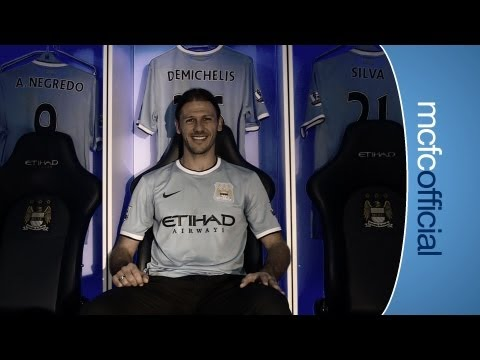EXCLUSIVE: Martin Demichelis signs for City