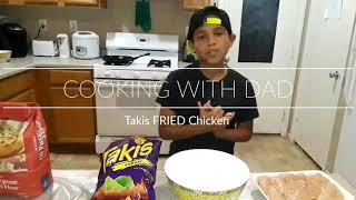 Takis FRIED Chicken