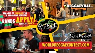 Reggaeville.com presents World Reggae Contest 2016