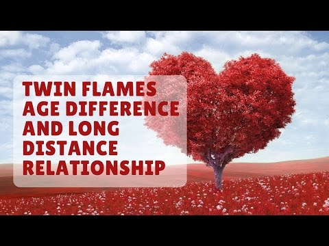 twin flame age difference - twin flame age gap and how to deal with