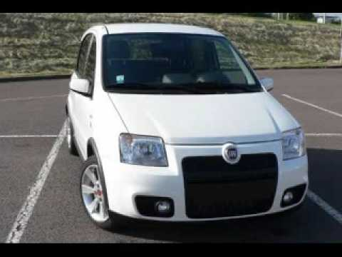 fiat panda 100hp abarth youtube. Black Bedroom Furniture Sets. Home Design Ideas