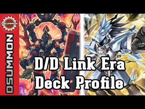 [Yu-Gi-Oh!] D/D Link Era Deck Profile - The CEO is back!!