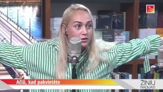 """""""Ačiū, kad pakvietėte"""": Aistis Mickevičius ir Indrė Stonkuvienė"""