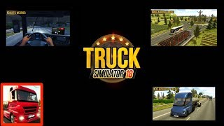 Truck Simulator 2018 Europe - App Check - iPhone / iPad / iOS / Android Game - Zuuks Games