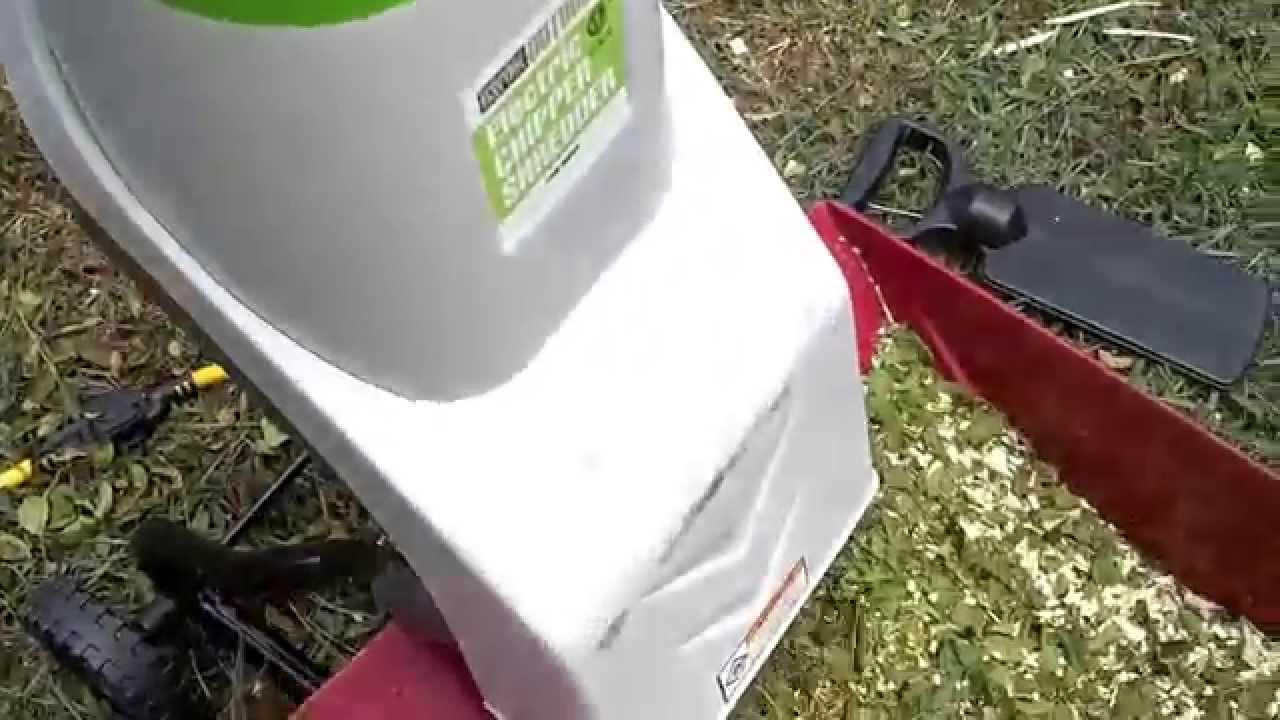 Electric Chipper Shredder Mulcher Reviews