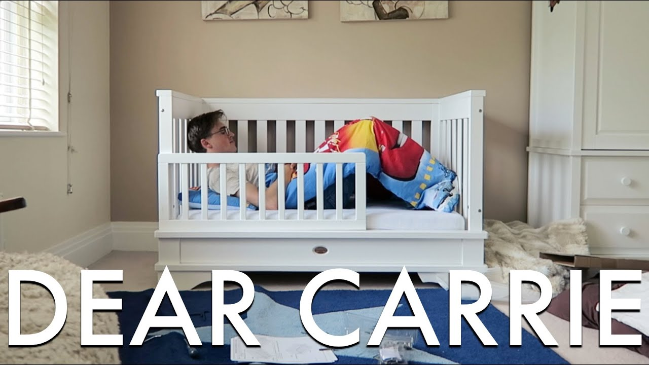 Crib To A Toddler Bed Is Lol Funny, When Should You Go From Crib To Toddler Bed