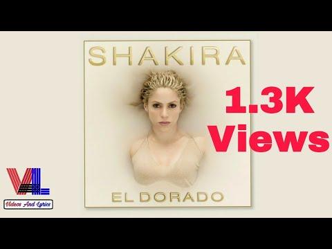 Shakira - Nada English (Lyrics)