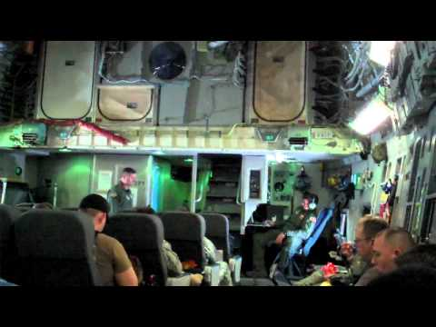 Travel to Antarctica - McMurdo Station for Operation Deep Freeze 2011