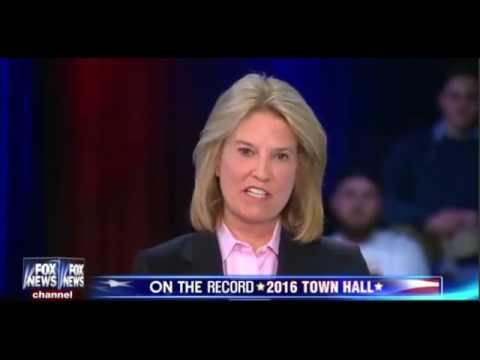 Donald Trump Town Hall 2016 On The Record Wisconsin Greta Van Susteren