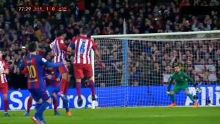 Lionel Messi - Rare Video - Super Slow Motion Free Kick (1:30 seconds) [HD]