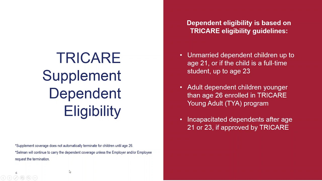 Benefits of Offering the TRICARE Supplement to Your Clients