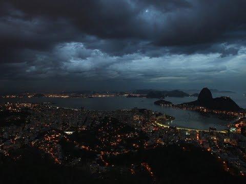 ATENÇÃO ALERTA VERMELHO RIO DE JANEIRO HOJE DIA 14 GRANDE PERIGO