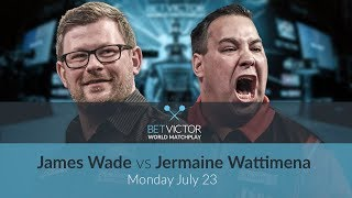 James Wade vs Jermaine Wattimena | BetVictor World Matchplay Preview Show | Darts 🎯