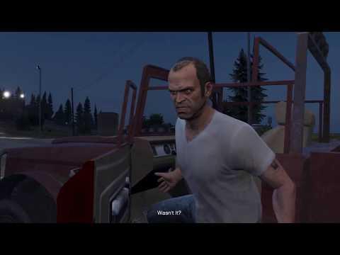 GTA 5: All Endings (Kill Michael, Kill Trevor, Save Michael \u0026 Trevor)
