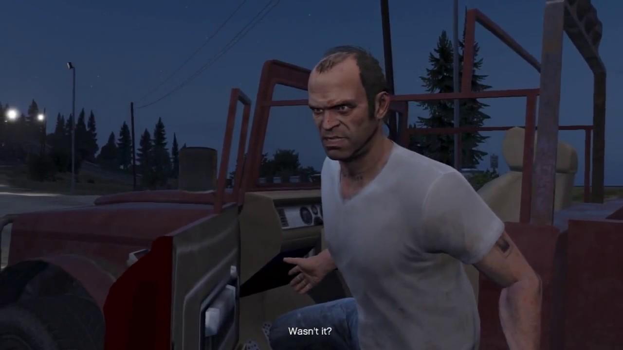 GTA 5: All Endings (Kill Michael, Kill Trevor, Save Michael & Trevor)