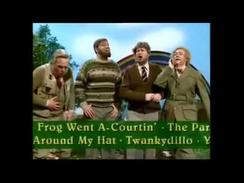 The Wild Rover. Folk classic from the Fast Show. ARSE!