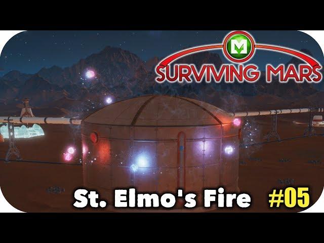 ▶Surviving Mars◀ Mysteries Resupply - St. Elmo's Fire Ep05