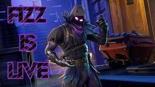 (495+ WINS) FORTNITE - RAVEN OUTFIT IS OUT! 10+ HOURS A DAY - GOT THE BATTLEPASS DONE LEGIT!