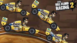 Hill Climb Racing 2 - LIVE / livestream   GamePlay