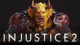 Injustice 2: Personagens cancelados REVELADOS! Constantine, Pinguim & Muito Mais!