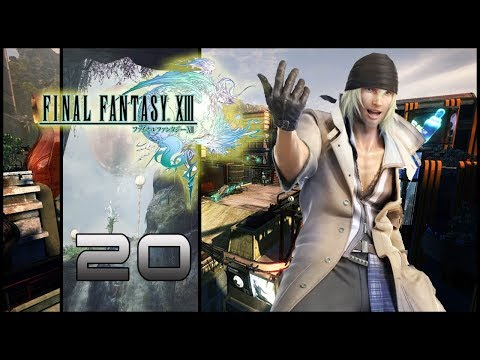 Guia Final Fantasy XIII (PS3) Parte 20 - El regreso de Snow