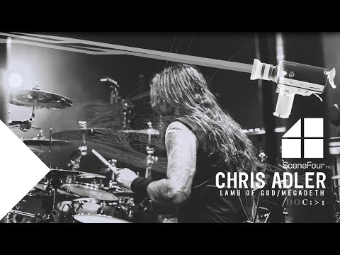 Chris Adler, Lamb of God/ Megadeth Drummer