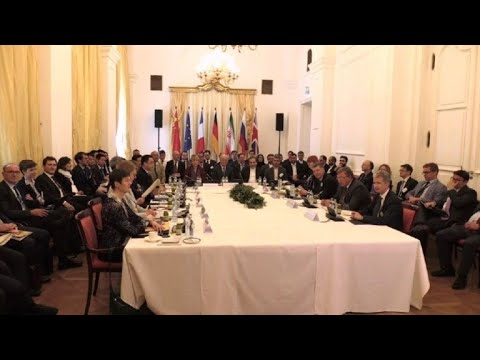 Vienna:Iran nuclear deal 'in intensive care' as signatories meet