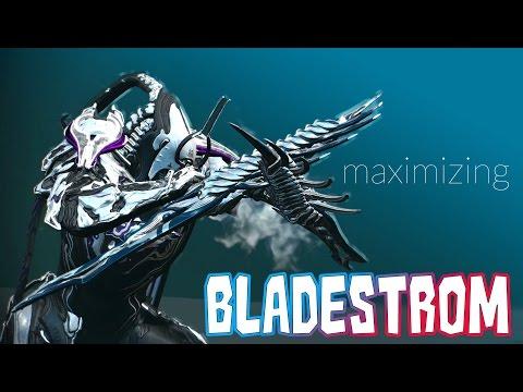 Warframe - Ash | Bleeding Edge Bladestorm Build
