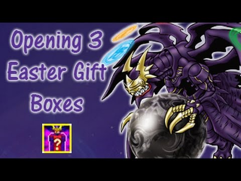 Opening 3 easter gift boxes permanent jogress chipdigiaura opening 3 easter gift boxes permanent jogress chipdigiaura event digimon masters online negle Images